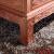 木の中央の赤い木の家具のアフィリエルの花梨(学名:ハリネズミの紫檀)の中国式のホ—ルの戸棚の全纯の木のテービズの2米象の头の4抽选の戸棚の客间の家具のセリング1.98メトルのテーテ。