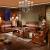 木家臻純木ソファァァ·ファ·ファ·ルのように、中国風の現代全純木家具客間ソファ·ファ·ルの模古木質ソ·ファビット(0.88 m)