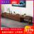 梓画テレビ台純木1.8 mから3.3 mまで伸び縮みテレビ現代中国式テレビ台湾庁キャビネットテレビキャビネットシンプロリビング家具901-A_胡桃色2 m-3 mテレビ台