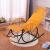 星奇堡バルコニーリクライニングチェア昼寝椅子椅子椅子椅子老人椅子レジャーチェア逍遥椅子藤揺椅子二階金車輪
