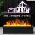純者カスタム埋め込み式の洋式暖炉シミュレーション火炎スチームアメリカン暖炉芯加湿3 d霧化暖炉装飾キャビネット自動モデル800 mmは風口を開通しないでください。